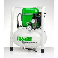 Bambi 9 Ltr Compact Silent Air Compressor